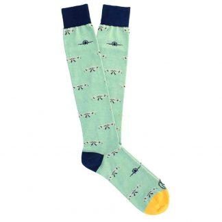 Comprar calcetines largos mujer y hombre de colores