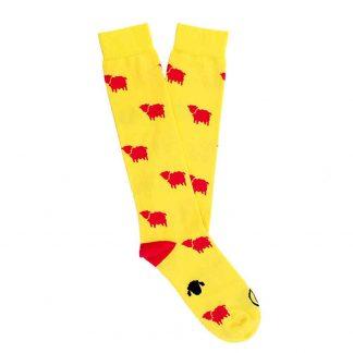 Comprar calcetines largos mujer y hombre de colores bc