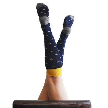 Sendler caña alta - Calcetines originales mujer