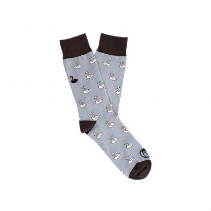 Zendal caña media - Calcetines de algodón