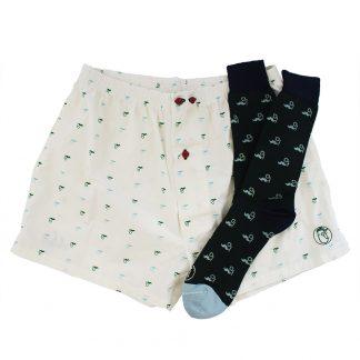 Comprar pack de calzoncillos y calcetines originales hechos en españa