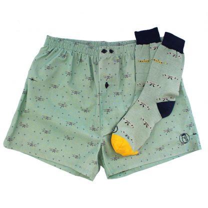 Comprar pack de calzoncillos y calcetines para hombre y mujer - copia