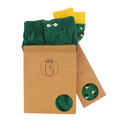 Comprar pack de calzoncillos y calcetines para regalar hechos en españa