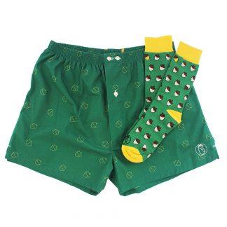Pack de calzoncillos y calcetines para regalar hechos en españa