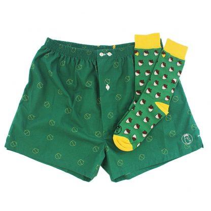 Pack de calzoncillos y calcetines para regalar - copia