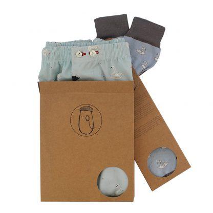 Pack para comprar calcetines y calzoncillos originales y divertidos hechos en España