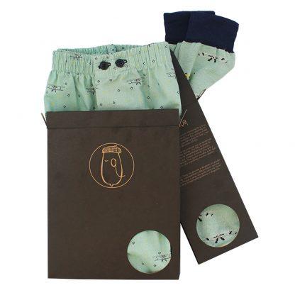 Regalar pack de calzoncillos y calcetines para hombre y mujer hechos en españa